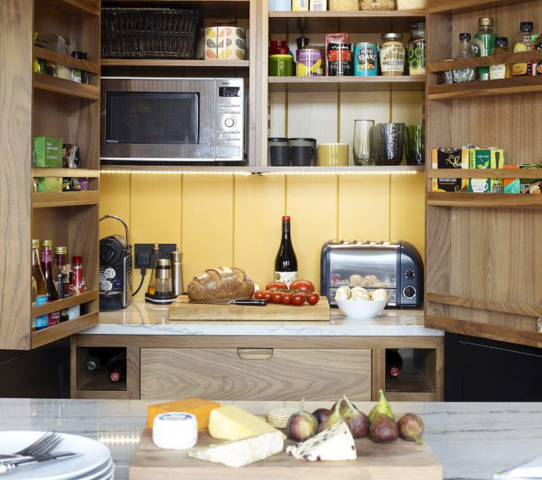 The Perfect Kitchen Larder: Top 5 Elements to Consider
